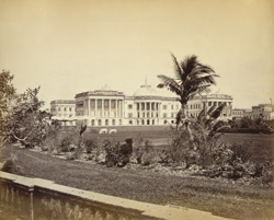 Government House from the Garden [Calcutta]